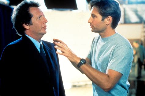Duchovny Back On Tv by Larry Sanders Show To Understand Its Genius Start With