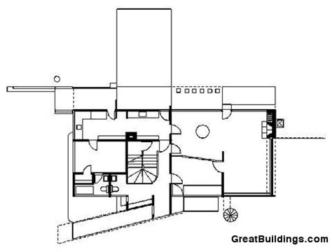 adhouse plans architecture photography gropius house plan 119090