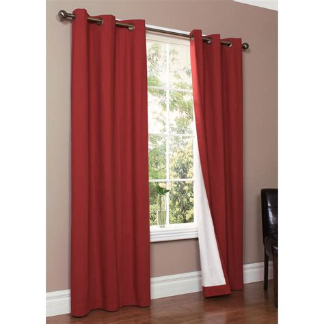 curtain t thermalogic weathermate grommet curtain panel one pair