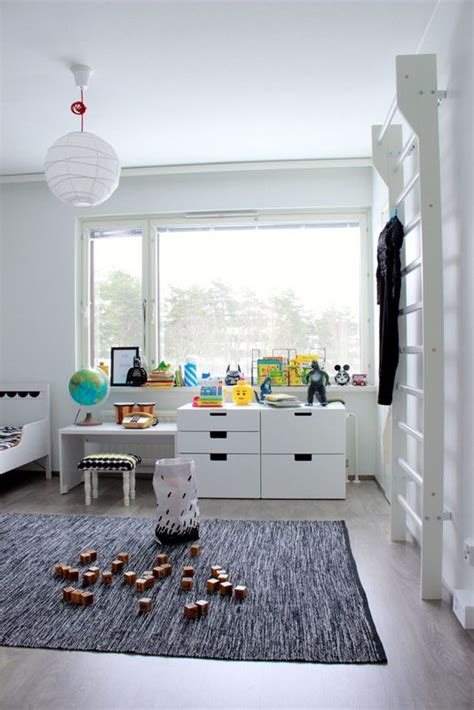 Ikea Kiel Kinderzimmer by Die Besten 25 Sprossenwand Kinderzimmer Ideen Auf