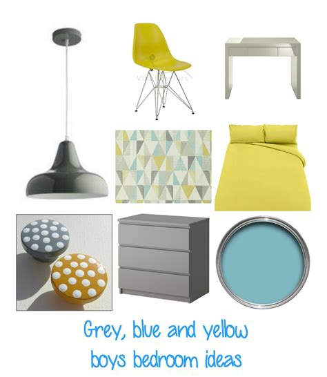 Grey Yellow Blue Bedroom by Boys Bedroom Grey Blue And Yellow Renovation Bay Bee
