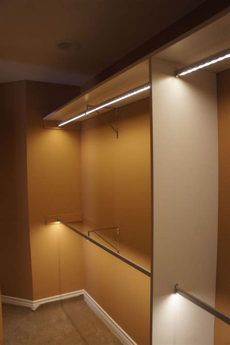 Led Closet Lighting Roselawnlutheran Led Lights For Closets