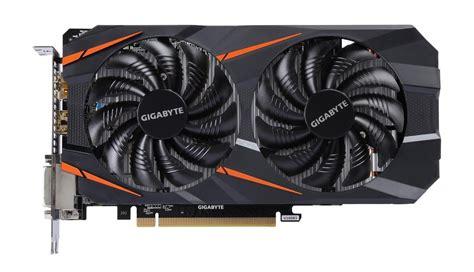 Vga Card Gigabyte Geforce Gtx 1060 Windforce 3g Gv N1060gaming 3gd best cards for gaming 2017
