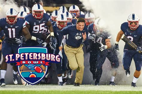 Uconn Mba International Trip by Uconn Football Headed To St Petersburg Bowl Uconn Today