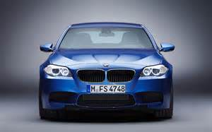 Bmw Front Bmw M5 Front View Parked Photo 22