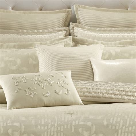 Ivory Comforter by Candice Arabesque Ivory Comforter Set From