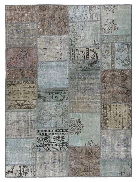 patchwork carpet rug 76x55 inches carpet turkish vintage patchwork rug