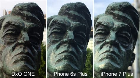 DxO One vs. iPhone 6s Plus vs. iPhone 7 Plus: The Camera