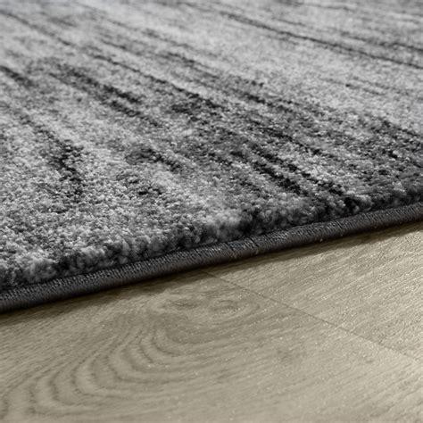 moderne kurzflorteppiche designer teppich silber modern kurzflor meliert moderne