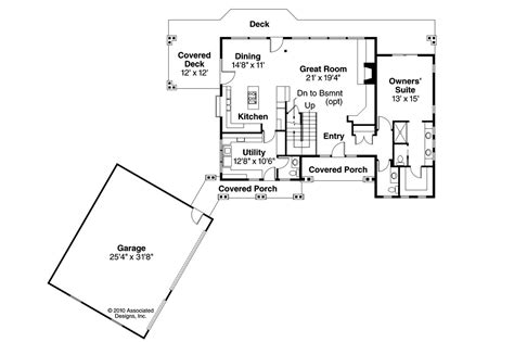 lodge style floor plans lodge style house plans mariposa 10 351 associated designs