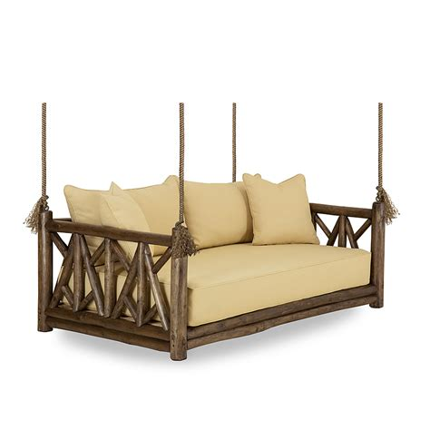 hanging beds rustic hanging bed daybed la lune collection