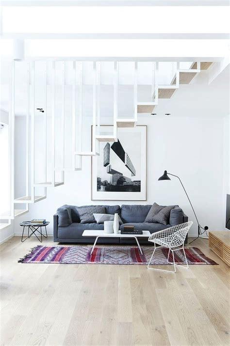 Treppe Im Wohnzimmer by Innentreppen Notwendigkeit Und F 252 Rs Interieur