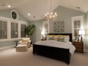 smart vaulted bedroom ceiling lighting ideas with