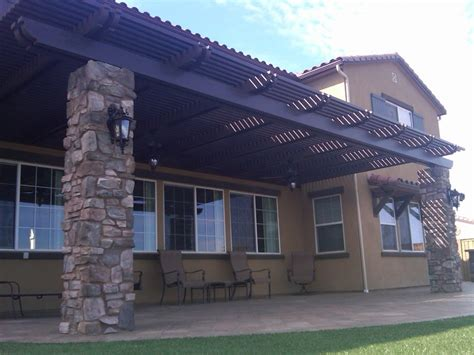 Patio Covers In San Diego Patio Covers San Diego Sunrooms Awnings Pergolas Rkc