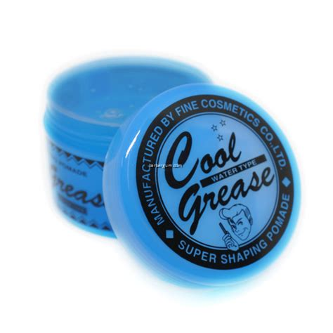 Pomade Cool Grease cool grease ヨ wb pomade