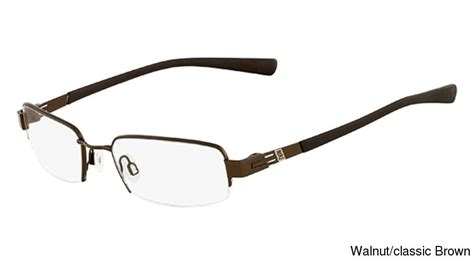 buy nike 4245 semi rimless half frame prescription