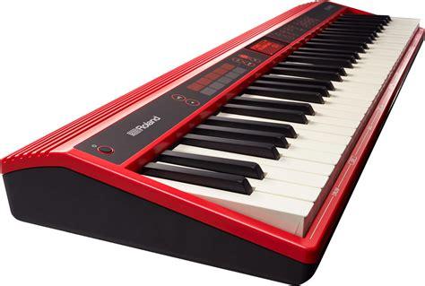 Keyboard Roland 3 Jutaan roland go 61k go keymusic