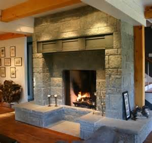 Big Fireplaces ed gordon