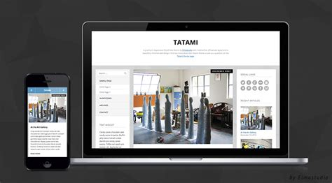 themes wordpress español premium tatami premium wordpress theme tatami