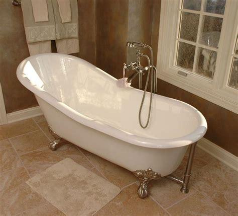 Shower Head For Clawfoot Tub by 25 Best Ideas About Bathtub Shower On Pinterest Tub