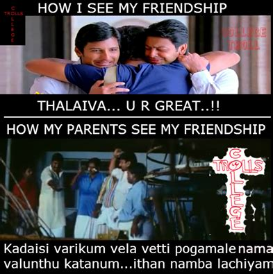 quotes film thailand friendship friendship quotes in tamil movies