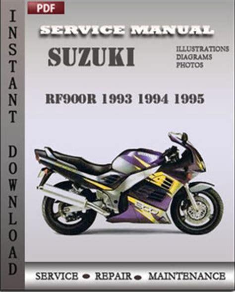 service manuals schematics 1993 suzuki sj auto manual suzuki rf900r 1993 1995 service guide servicerepairmanualdownload com