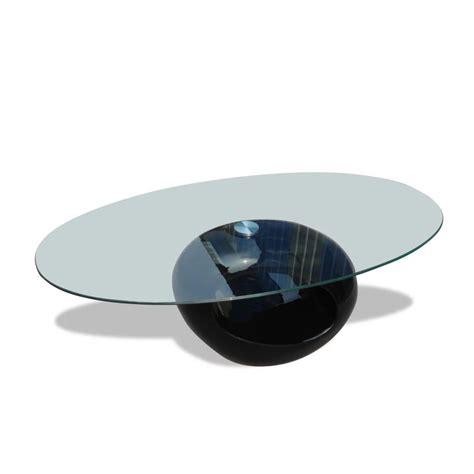 salontafel zwart salontafel rond zwart online kopen vidaxl nl