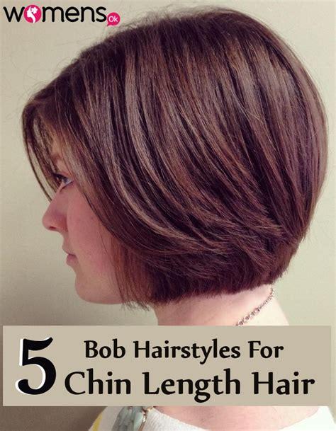 chin length haircuts back view 7 plaited low bun hairstyles womensok com