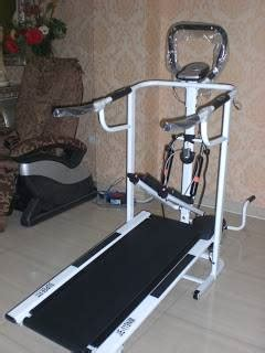 Alat Olahraga Fitness Treadmill Manual 2 Fungsi Push Up Baru alat olahraga tratmill 6 fungsi untuk kesehatan