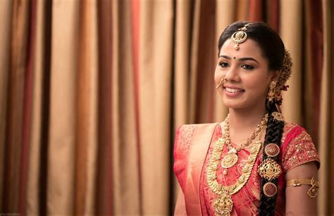 15 Inspirations of South Indian Tamil Bridal Wedding