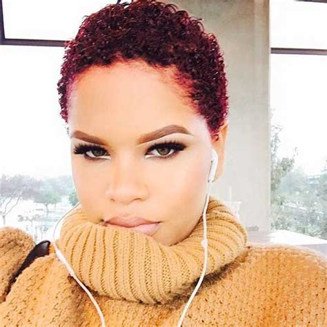 normal short hairstyles for women short natural hairstyle for black women jere haircuts