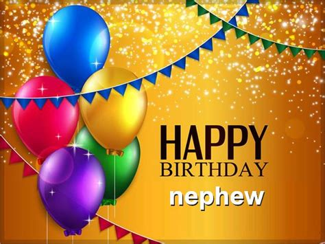 imágenes happy birthday nephew happy birthday nephew wishes images and sms