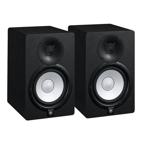 Speaker Yamaha Hs7 yamaha hs7 active studio monitors black pair
