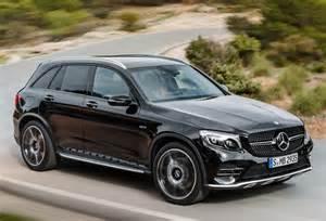 Mercedes 4matic 2017 Mercedes Amg Glc 43 4matic Is A 367 Hp Audi Killer