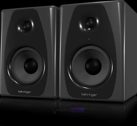 Speaker Aktif Monitor Behringer Studio 50 Usb Original behringer studio 50 usb active monitor speakers whybuynew