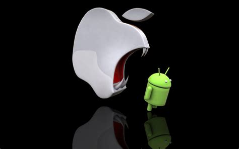 apple vs android appleiphonenew - Android Vs Apple