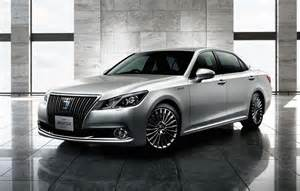 Toyota Crown Majesta 2016 Toyota Crown Revealed Gets New 2 0l Turbo