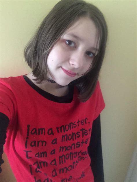 Look like a girl on webcam