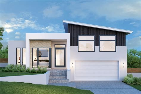 split level house designs regatta 264 split level home designs in new south wales