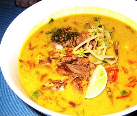 cara membuat soto ayam malaysia resep dan cara membuat soto daging sapi kuah santan
