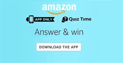 amazon quiz answer today amazon quiz answers today 14th march l oreal quiz