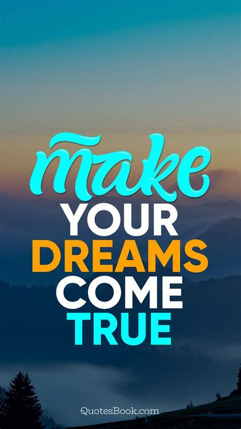 dreams  true quotesbook