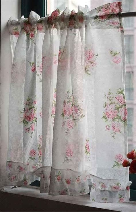 shabby chic curtains cottage 672 best shabby chic romantic cottage images on pinterest