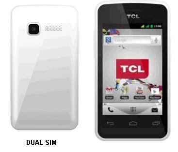 imagenes para celular tcl telefono tcl 4110 android dual sim newcomputers