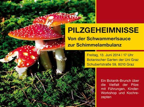 Pilze Im Garten Giftig Für Kinder by Buchtipp Das Magazin Der Uni