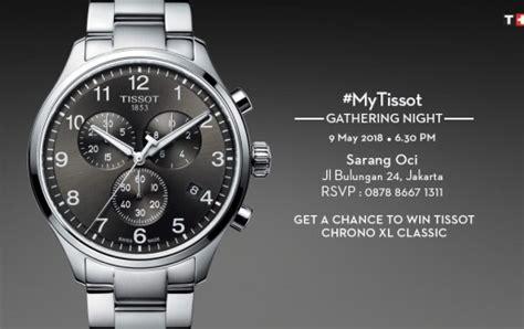 Jam Tangan Tissot Keluaran Terbaru machtwatch tips fitur artikel jam tangan