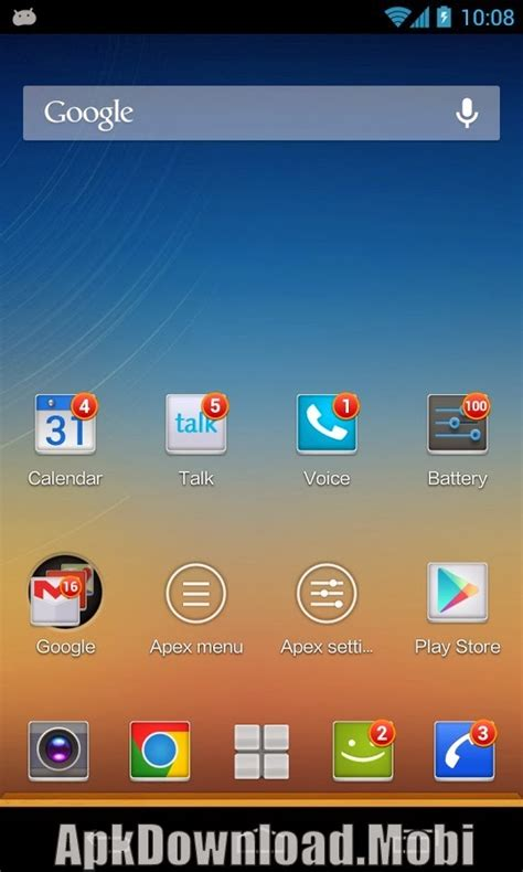 luncer apk apex launcher pro 2 1 0 apk