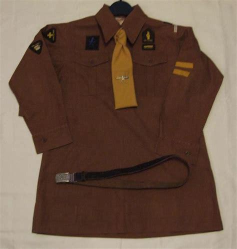 Brownies Dress vintage 1950 s brownie dress badges patches