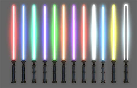 Light Saber Color Meanings Lightsaber Nv At Fallout New Vegas Mods And Community