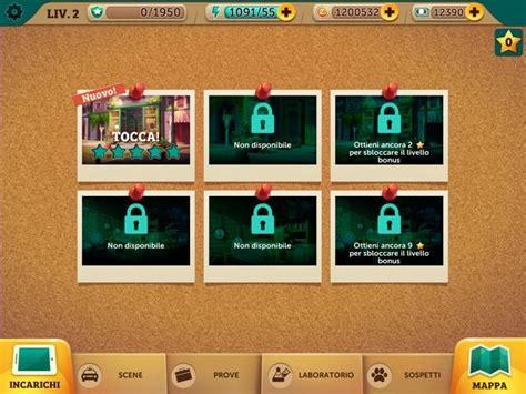 criminal trucchi energia trucchi zootropolis crime files oggetti nascosti trucchi